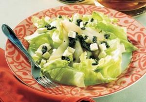 receita-salada-alface-pera-pesto-hortela