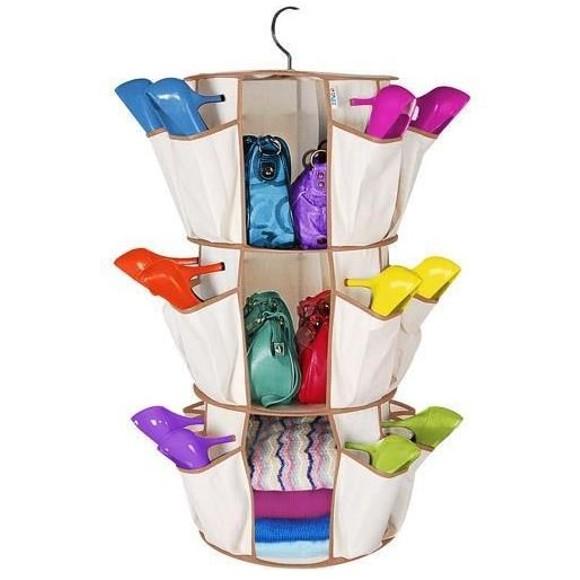 para organizar sapatos