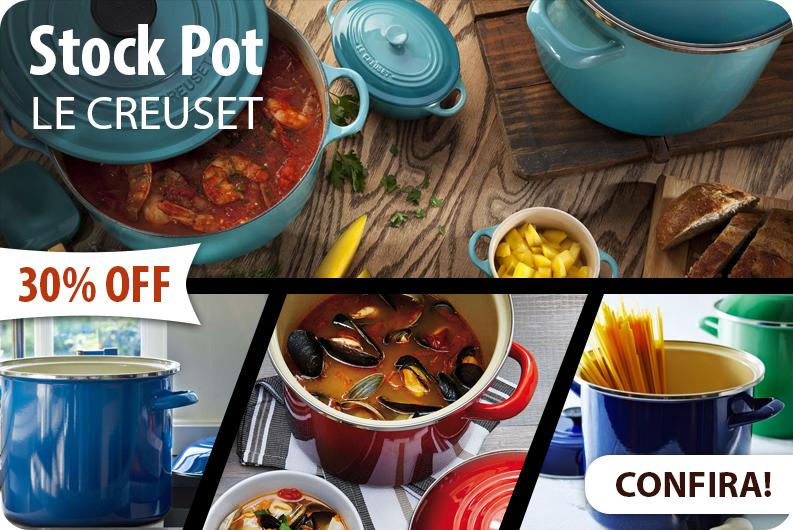 Stock Pot Le Creuset