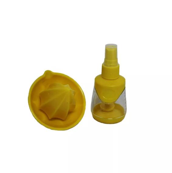espremedor e spray para limão