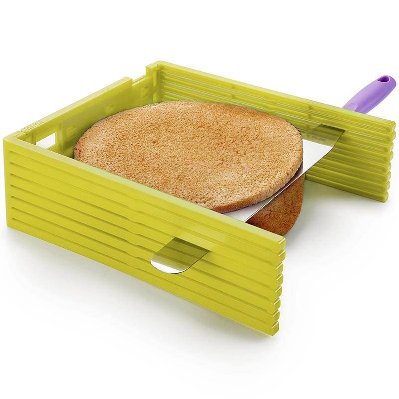 guia para cortar bolo