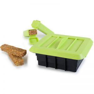 kit para fazer barra de cereais