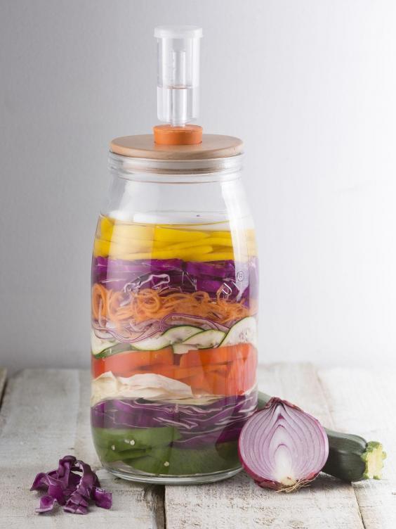 kit fermentação kilner