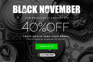 black november le creuset