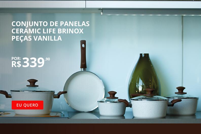Ceramic Life Vanilla Brinox